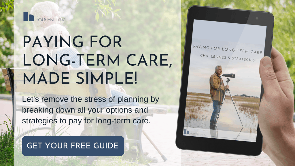 The Importance of Long-Term Care Planning